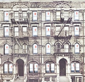 """Led Zeppelin Physical Graffiti album"""