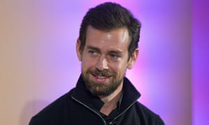 Jack Dorsey, co-founder and CEO of Square, and Twitter founder, speaking in London