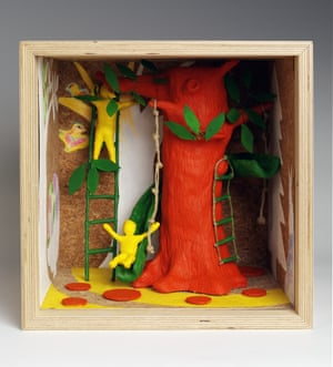 Into the Trees Playroom by Pantxika Ospital, Jentil