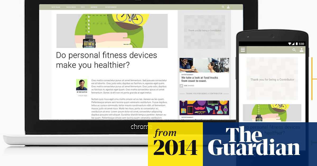 Google Contributor: can I really pay to remove ads? | Technology