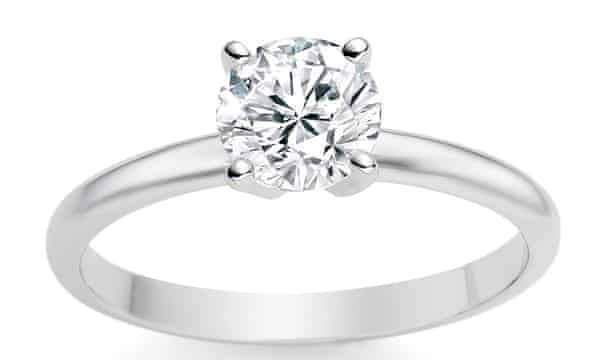 How To Save Money On An Engagement Ring Saving Money The Guardian