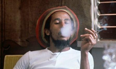 Bob Marley at Home in Kingston