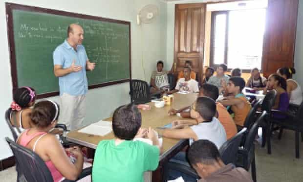 Tim Cole, British ambassador to Cuba