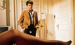 Dustin Hoffman and Anne Bancroft star in The Graduate, directed by Mike Nichols.