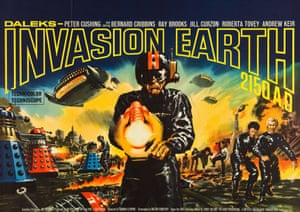 Daleks – Invasion Earth: 2150 AD, 1966.
