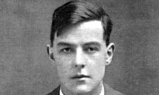 Henry Green (1905-1973), British novelist, early 20th century.