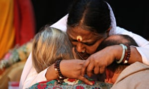Amma, the hugging saint of India