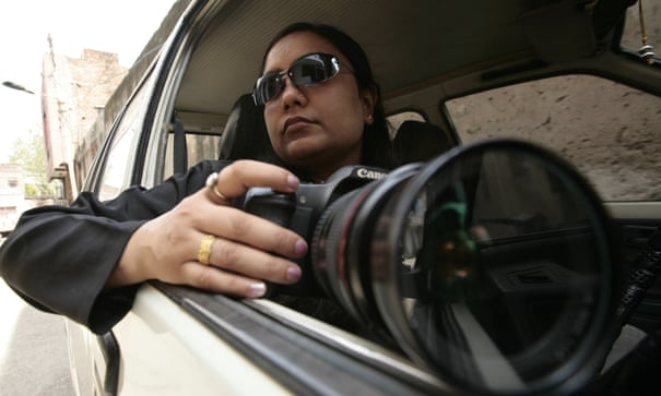 India's ladies' detective agencies: 'Most people's marriages were