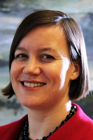 Local MP Meg Hillier.