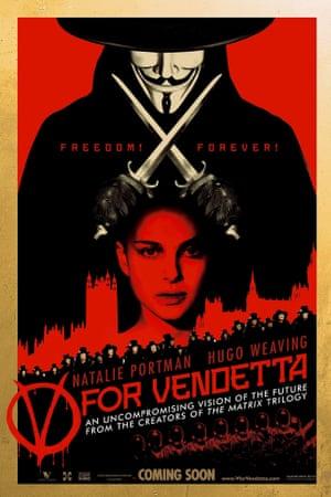 V for Vendetta, 2006