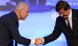 Biden in Turkey
