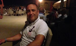 Lee Talbot, who has been detained in Tunisia since August