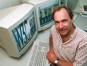 Tim Berners-Lee, 43