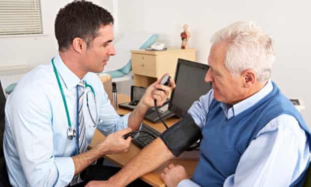 GP doctor britain elderly