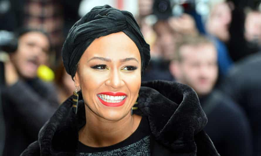 Emeli Sandé has taken to Twitter to explain her part in the charity Band Aid single.