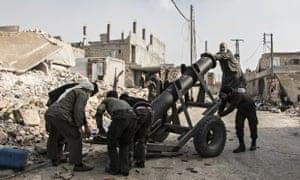 Syrian rebels  Aleppo