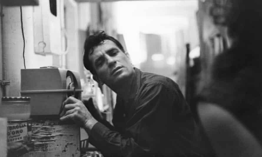 American Beat writer Jack Kerouac
