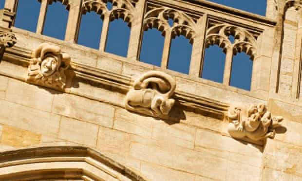 Windsor chapel new grotesques