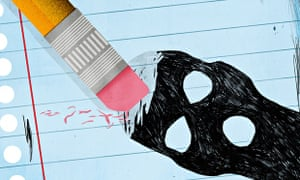 Mitch Blunt on racial profiling in schools