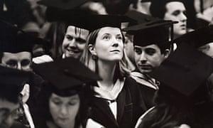 woman graduate