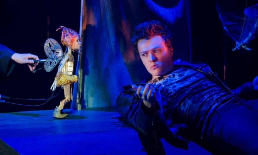 Peter Pan at the Polka