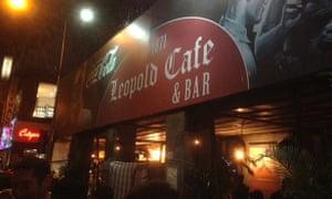 Leopold Cafe, Mumbai.