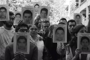 @TodosSomosAyotzinapa We are not complete, there are more than 22 thousand people missing