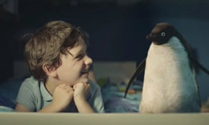 Christmas early-warning sign . . .  the John Lewis ad.