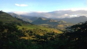 Counting the cost… coffee-growing in Matagalpa region, Nicaragua.