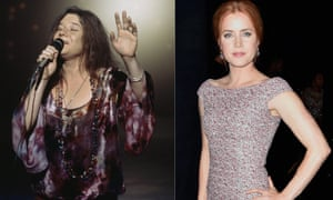 Another little piece of my art …Janis Joplin and Amy Adams