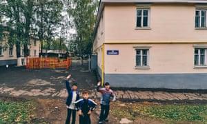 Russia yandex.maps