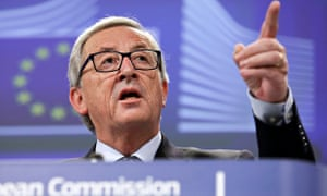 Jean-Claude Juncker, the commission's president. 'Investment is very low because there is a lot of u