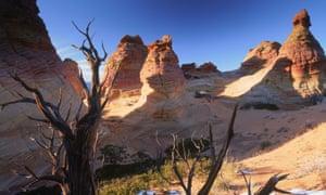 Vermillion Cliffs at Paria Canyon Wilderness in Arizona