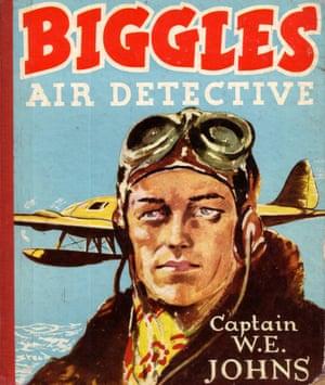 Biggles Air Detective.