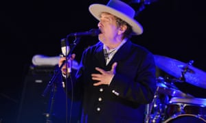 Bob Dylan played to a house of just one person at Philadelphia's Academy of Music