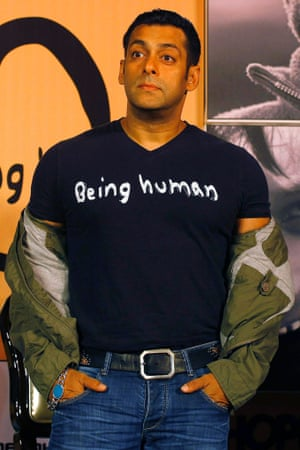 Bollywood star Salman Khan has also been threatened.