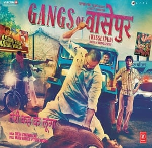 Bollywood films such as the Gangs of Wasseypur show India's fascination with the underworld