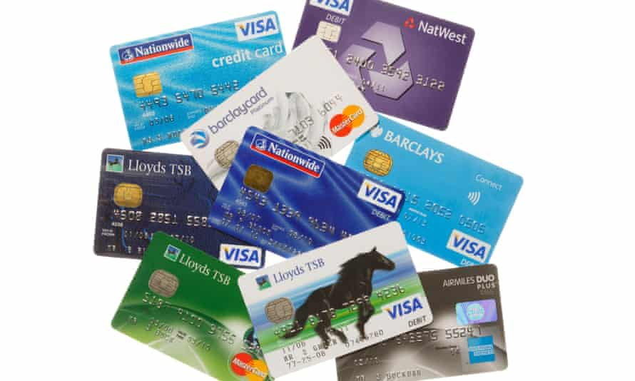 More than 30m people in the UK have credit cards.