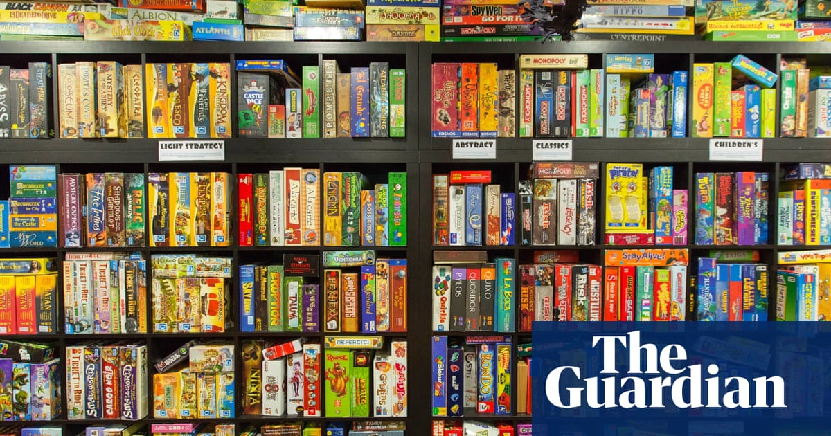 Board games' golden age: sociable, brilliant and driven by