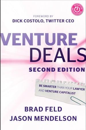 Venture Deals book cover