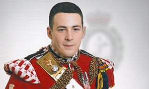 Fusilier Lee Rigby death