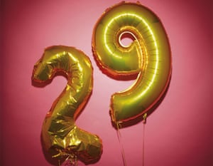 Milestone birthdays: 29