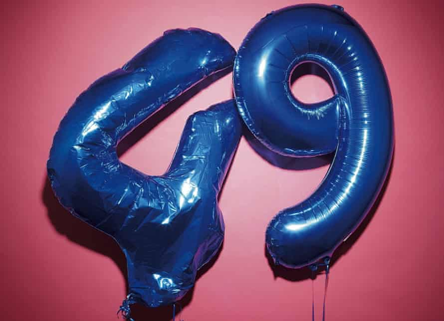 Milestone birthdays: 49