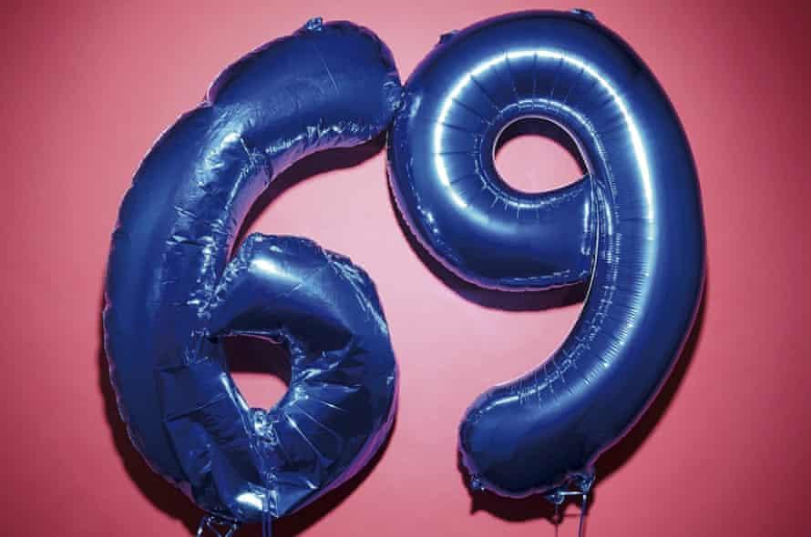 Milestone birthdays: 69