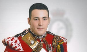 Fusilier Lee Rigby.