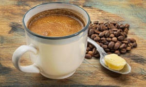 Go on, you know you want to … bulletproof coffee.