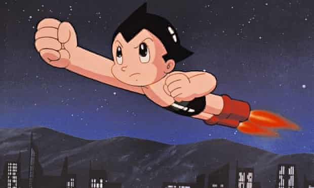 Astro Boy is about to be given a reboot by Australian animation studio Animal Logic.
