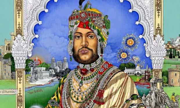 Casualty of War A Portrait of Maharaja Duleep Singh