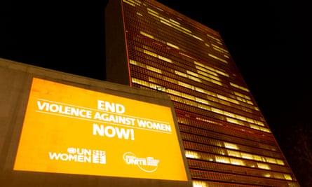MDG violence against women