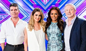 X Factor judges 2014